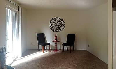 Living Room, Maple Knoll, 2