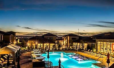 Pool, Avalon West, 0