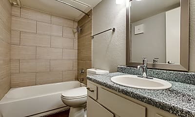 Bathroom, Asher Apartment Homes, 2
