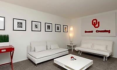 Bedroom, Radius Apartments, 1