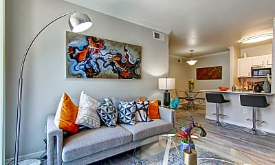 Living Room, Allegro At Tanoan, 0