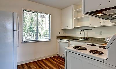 Kitchen, Via Holon Apartments, 1