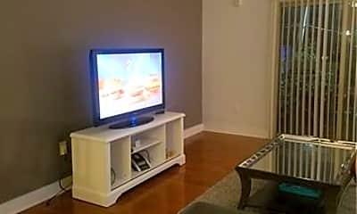 Living Room, 630 Calvert St 207, 2