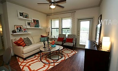 Living Room, 1333 South Shore District, 1