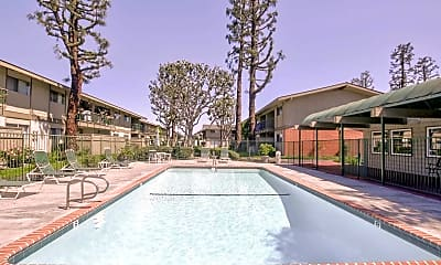 Pool, Garden View, 0