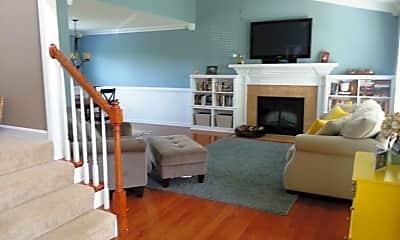 Living Room, 222 Riley Way, 1