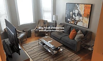 Living Room, 19 Howes St, 1