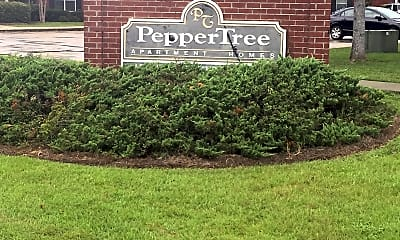 Peppertree Apartments, 1