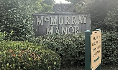 McMurray Manor, 1