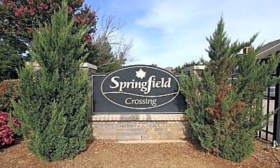 Community Signage, Springfield Crossing, 2