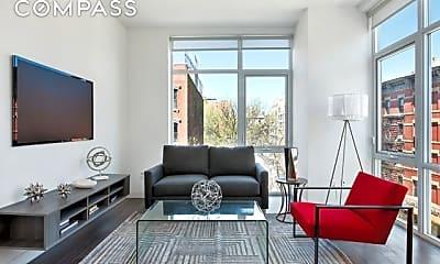 Living Room, 185 Avenue B 5-F, 1