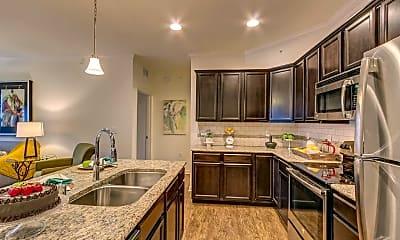 Kitchen, The BLVD at Hays, 1