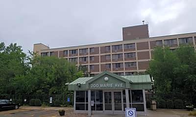 Nan McKay Building, 1