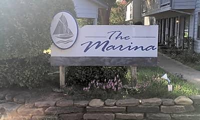 Marina Apartments, 1