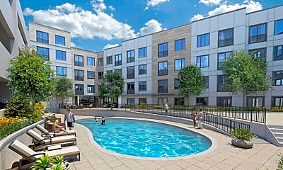 Pool, Innslake Place Apartments, 1