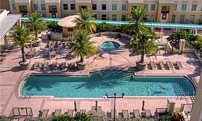 Pool, 800 N Tamiami Trail 307, 2