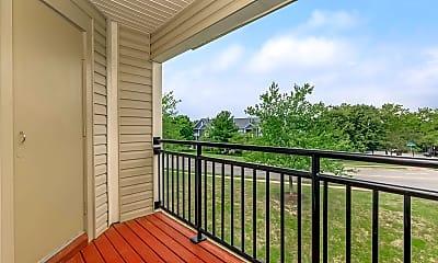 Patio / Deck, Loudoun Heights Apartments, 2