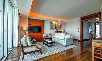 Living Room, 10295 Collins Ave 1512/13, 2