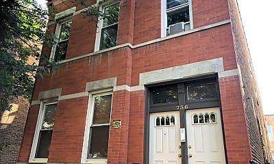 Building, 736 N Wolcott Ave, 0