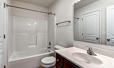 Bathroom, Misty Creek Village, 2