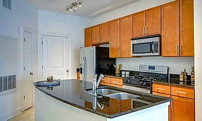 Kitchen, Tribeca at Camp Springs, 1