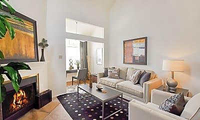 Living Room, Chestnut Creek, 1