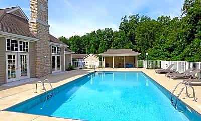 Pool, Blendon Woods Luxury Apartments, 0