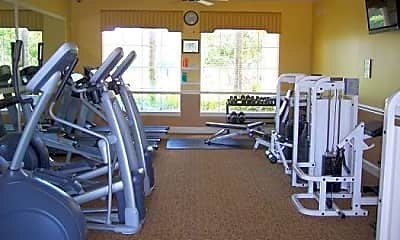 Fitness Weight Room, 6384 Huntington Lakes Cir 104, 2
