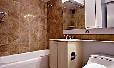 Bathroom, 137 W 67th St, 2
