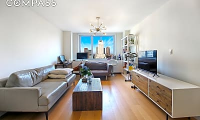 Living Room, 301 W 53rd St 14-A, 0