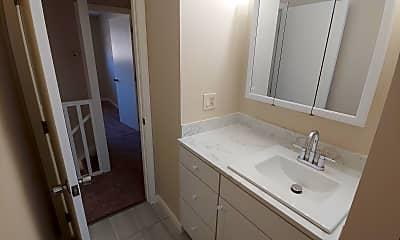 Bathroom, 858 SW 135th St #4, 2