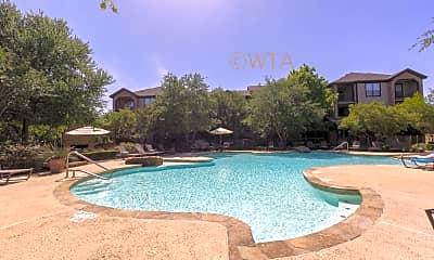 Pool, 17239 Shavano Ranch, 2