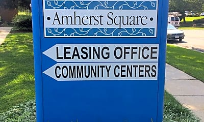 Amherst Square, 1