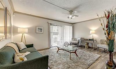 Living Room, Adair off Addison, 0