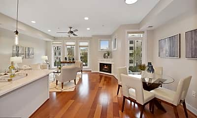 Dining Room, 1309 Park Rd NW 202, 0