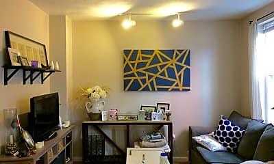 Living Room, 29 Cleveland Pl, 0