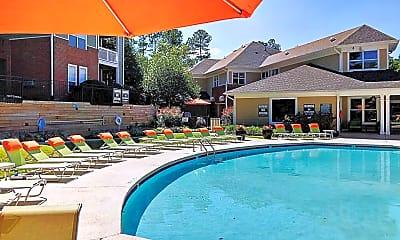 Pool, The Ashton, 1