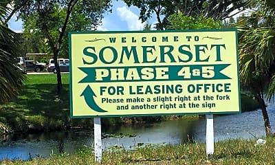 Somerset 4 & 5, 1