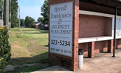 Spruil Townhomes, 1