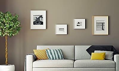 Living Room, Arrow Vista Village Luxury Apartments, 2