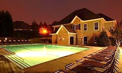 Pool, Collingwood, 1