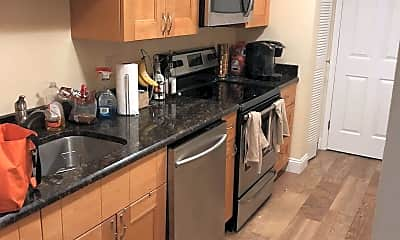 Kitchen, NJF Scranton Apartments, 0