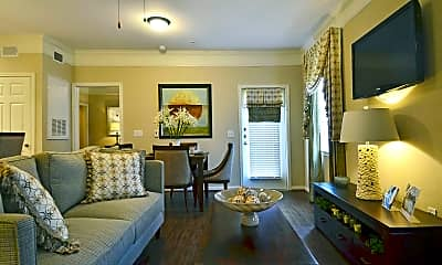 Living Room, Carroll at Shadow Creek Ranch, 1