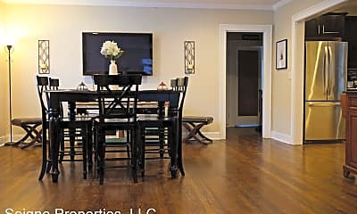 Dining Room, 1111 W 49 St, 1
