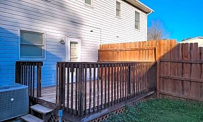 Patio / Deck, 485 Pickett St, 2
