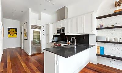 Kitchen, 498 Broome St, 1