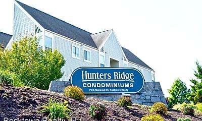 Community Signage, 1372 Hunters Rd, 1