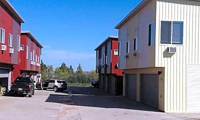 Building, Aspen Townhomes, 1