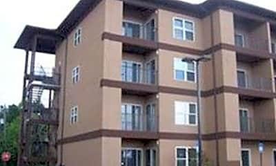 Building, Consul Apartments, 1