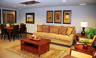 Living Room, The Blakely, 1